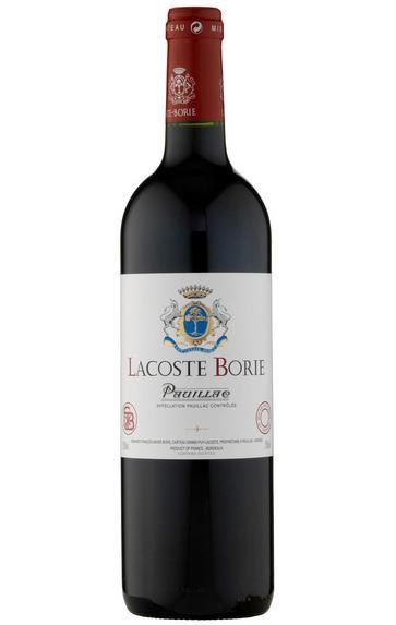 2016 Lacoste Borie, Pauillac, Bordeaux