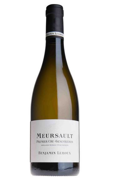 2016 Meursault, Genevrières, 1er Cru, Benjamin Leroux, Burgundy