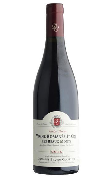 2016 Vosne-Romanée, Les Beaumonts, 1er Cru, Domaine Bruno Clavelier