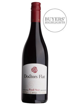 2016 Doctors Flat, Pinot Noir, Central Otago, New Zealand