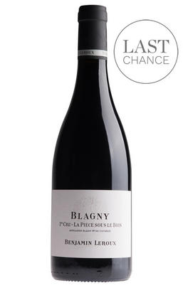 2016 Blagny, La Pièce Sous le Bois, 1er Cru, Benjamin Leroux