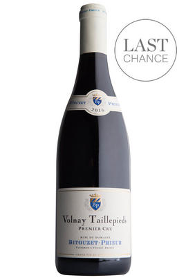 2016 Volnay, Les Taillepieds, 1er Cru, Domaine Bitouzet-Prieur, Burgundy