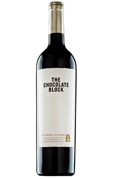2016 Boekenhoutskloof, The Chocolate Block, Franschhoek, South Africa