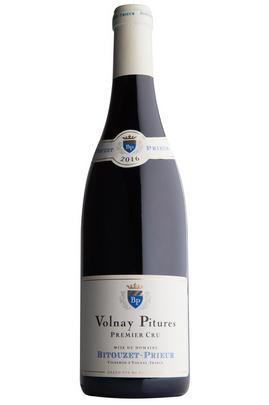 2016 Volnay, Pitures, 1er Cru, Domaine Bitouzet-Prieur