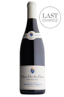 2016 Volnay, Clos des Chênes, 1er Cru, Domaine Bitouzet-Prieur