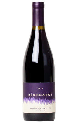 2016 Résonance Vineyard Pinot Noir, Yamhill-Carlton, Oregon, USA
