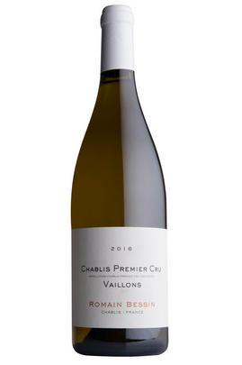 2016 Chablis, Les Vaillons, 1er Cru, Romain Bessin, Burgundy