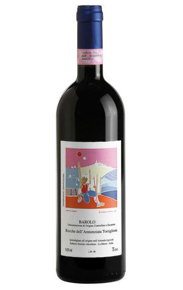 2016 Barolo, Rocche dell'Annunziata, Roberto Voerzio, Piedmont, Italy