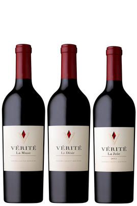 2016 2016 Vérité, 3-Bottle Mixed Case