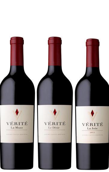 2016 2016 Vérité, 3-Bottle Mixed Case