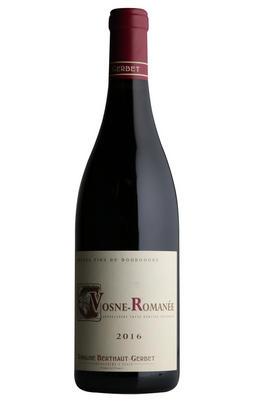 2016 Vosne-Romanée, Domaine Berthaut-Gerbet, Burgundy