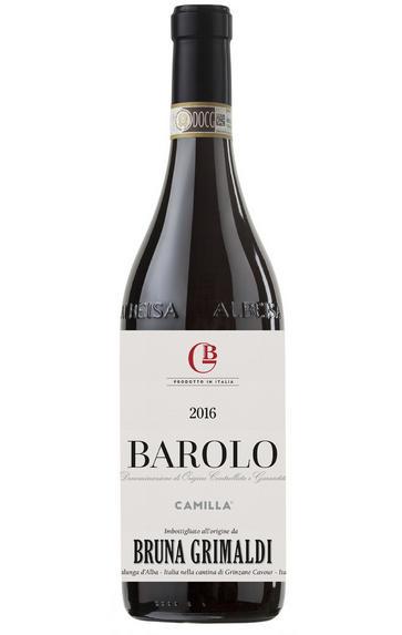 2016 Barolo, Camilla, Bruna Grimaldi, Piedmont, Italy