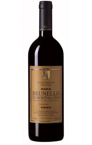 2016 Brunello di Montalcino, Conti Costanti, Tuscany, Italy
