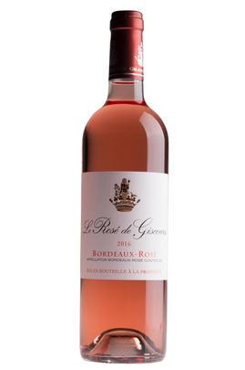 2016 Rosé de Giscours, Ch. Giscours, Bordeaux