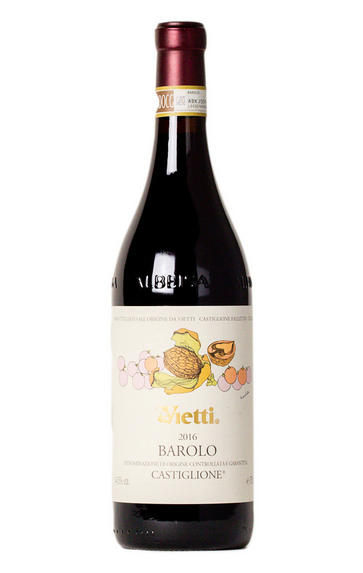 2016 Barolo, Castiglione, Vietti, Piedmont, Italy