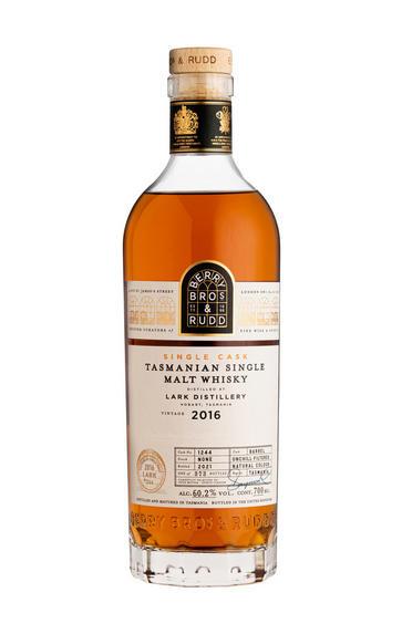 2016 Berry Bros. & Rudd Lark, Cask Ref. #1244, Tasmanian Whisky, Australia (60.2%)