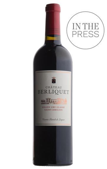 2017 Château Berliquet, St Emilion, Bordeaux
