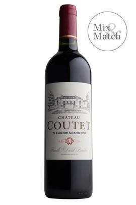 2017 Château Coutet, St Emilion, Bordeaux