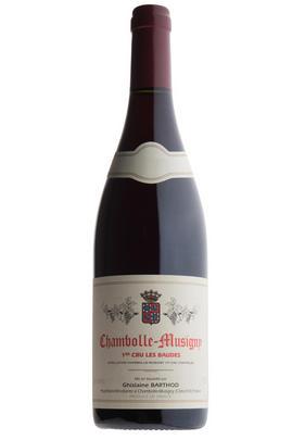 2017 Chambolle-Musigny, Les Baudes, 1er Cru, Domaine Ghislaine Barthod