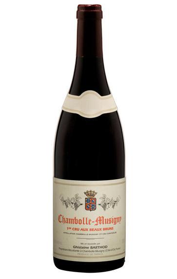 2017 Chambolle-Musigny, Aux Beaux Bruns, 1er Cru, Domaine Ghislaine Barthod, Burgundy