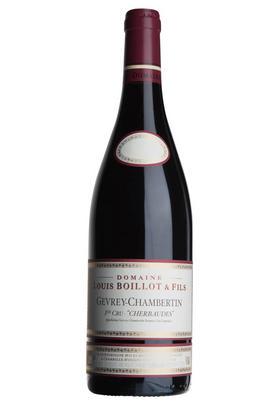 2017 Gevrey-Chambertin, Les Cherbaudes, 1er Cru, Domaine Louis Boillot, Burgundy