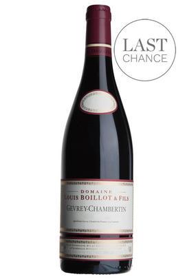 2017 Gevrey-Chambertin, Les Evocelles, Domaine Louis Boillot, Burgundy
