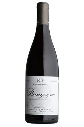 2017 Bourgogne Rouge, Domaine Marc Colin