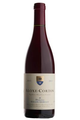 2017 Aloxe-Corton, Domaine Follin-Arbelet, Burgundy