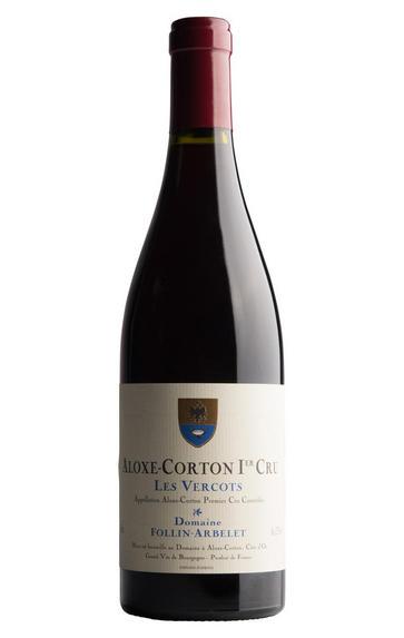 2017 Aloxe-Corton, Les Vercots, 1er Cru, Domaine Follin-Arbelet, Burgundy