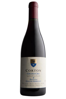 2017 Le Corton, Grand Cru, Domaine Follin-Arbelet, Burgundy