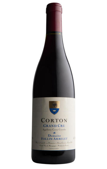 2017 Corton, Grand Cru, Domaine Follin-Arbelet, Burgundy