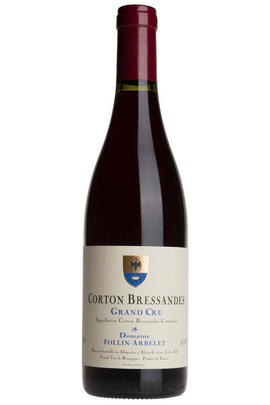 2017 Corton-Bressandes, Grand Cru, Domaine Follin-Arbelet, Burgundy