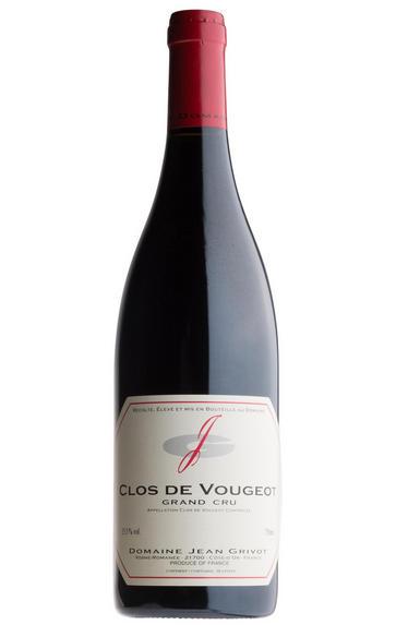 2017 Clos de Vougeot, Grand Cru, Domaine Jean Grivot, Burgundy