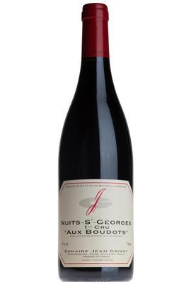 2017 Nuits-St Georges, Les Boudots, 1er Cru, Domaine Jean Grivot, Burgundy