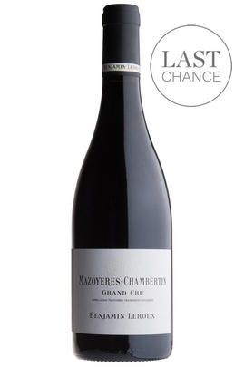 2017 Mazoyères-Chambertin, Grand Cru, Benjamin Leroux, Burgundy