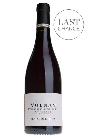 2017 Volnay, Clos de la Cave des Ducs, 1er Cru, Benjamin Leroux