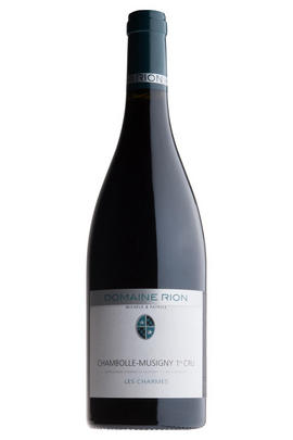 2017 Chambolle-Musigny, Les Charmes, 1er Cru, Domaine Michèle & Patrice Rion, Burgundy