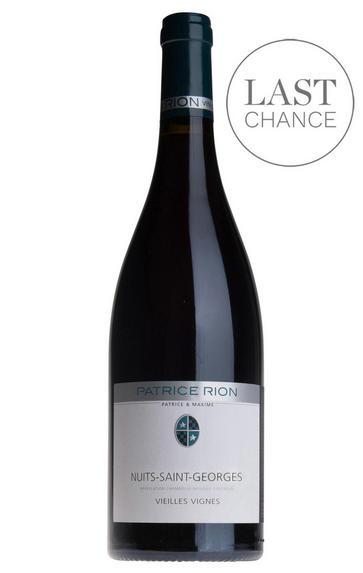2017 Nuits-St Georges, Vieilles Vignes, Domaine Michèle & Patrice Rion, Burgundy