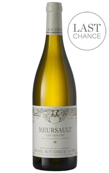 2017 Meursault, Les Tessons, Domaine Michel Bouzereau, Burgundy