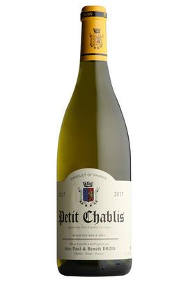 2017 Petit Chablis, Jean-Paul & Benoît Droin, Burgundy