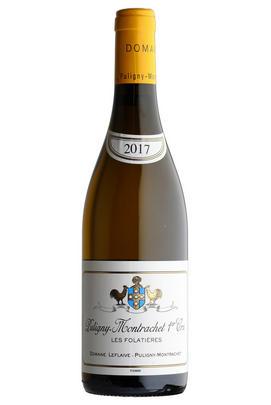 2017 Puligny-Montrachet, Les Folatières, 1er cru, Domaine Leflaive