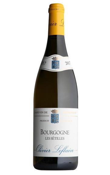 2017 Bourgogne Blanc, Les Sétilles, Olivier Leflaive, Burgundy