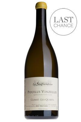 2017 Pouilly-Vinzelles, Les Quarts, Dom. de la Soufrandière, Bret Bros