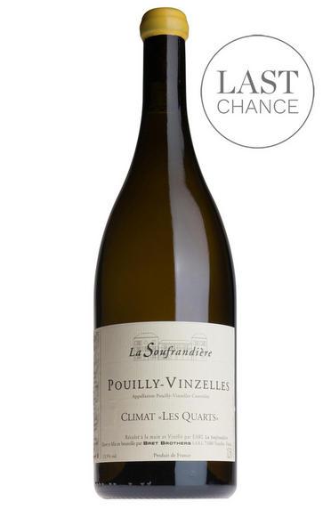 2017 Pouilly-Vinzelles, Climat Les Quarts, La Soufrandière, Bret Brothers, Burgundy