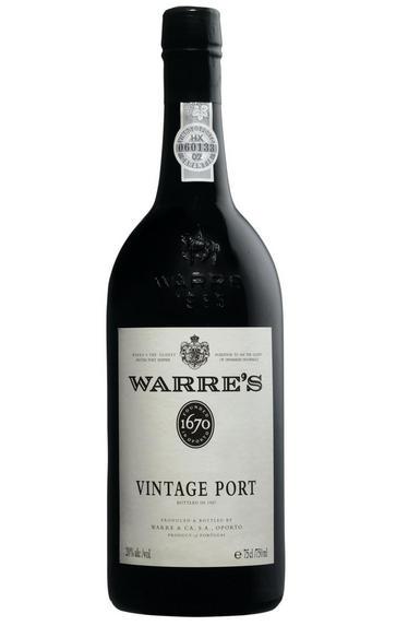 2017 Warre's, Port, Portugal