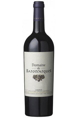 2017 Domaine de Baronarques, Grand Vin Rouge, Limoux, France