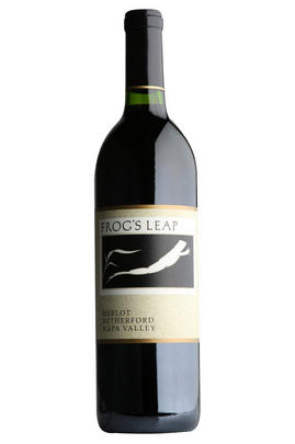 2017 Frog's Leap, Merlot, Rutherford, Napa Valley, California, USA