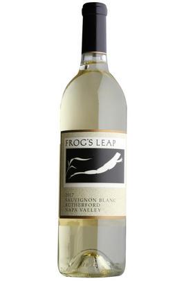 2017 Frog's Leap, Sauvignon Blanc, Rutherford, Napa Valley, California, USA