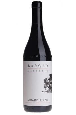 2017 Barolo, Cerretta, Giovanni Rosso, Piedmont, Italy