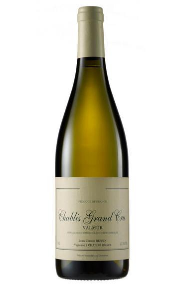 2017 Chablis, Valmur, Grand Cru, Jean-Claude Bessin, Burgundy